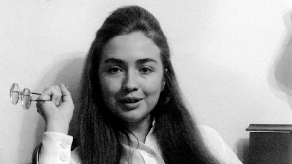 young hillary