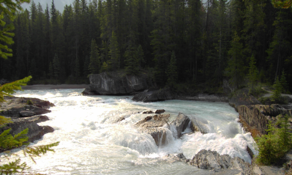 canadian river rapids